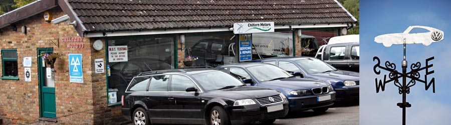 Chiltern Motors, Buckland Common